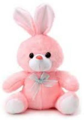 Lata Bunny Rabbit Pink Small 20 cm   20 cm Pink Lata Soft Toys