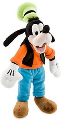 Disney Exclusive 10 Inch Mini Plush Goofy