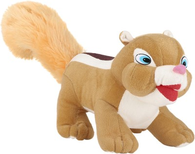 Global Gifts Cute   25 inch Sober Beige, Bright Red Global Gifts Soft Toys
