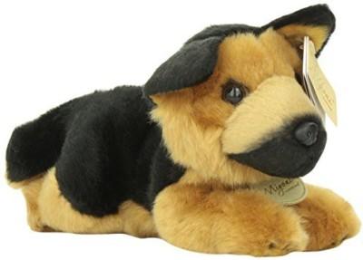 Aurora World Miyoni German Shepherd Plush8\ Black Aurora World Soft Toys