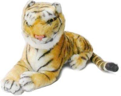 Gauba Traders Soft toy Tiger   Cute Gift for your Kids   14 inch Orange Gauba Traders Soft Toys