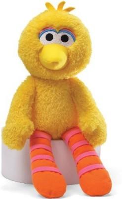 GUND Sesame Street Big Bird Take Along Animal Yellow GUND Soft Toys