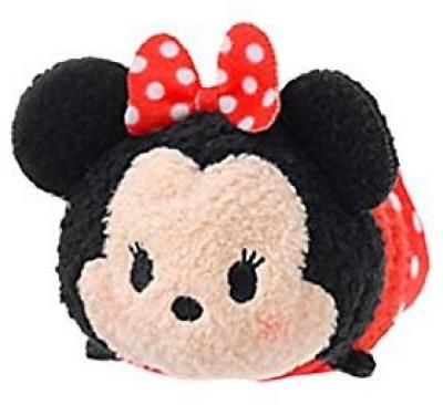 Minnie Mouse Disney ''Tsum Tsum'' Plush Mini 3 1/2'' Black Minnie Mouse Soft Toys