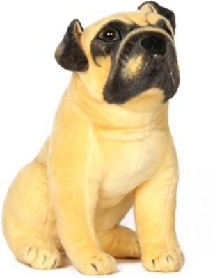 V Golly Jolly Nx Pug Dog Puppy 30   12 cm Multicolor V Golly Jolly Nx Soft Toys