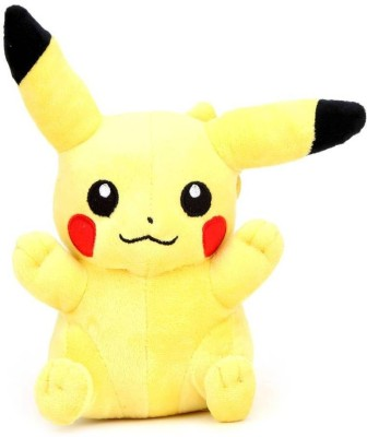 POKEMON Pikachu Plush   14\ Multicolor POKEMON Soft Toys