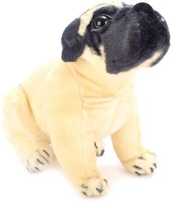 Sana Sana Brown Pug Dog StuffedSoft Plush TOys Kids Birthaday cm 32   32 cm Brown Sana Soft Toys
