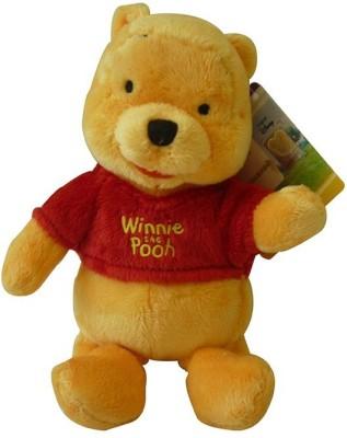 DISNEY Pooh   5 inch Yellow DISNEY Soft Toys