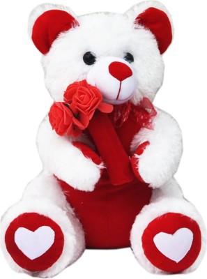 kashish trading company KTC Withe Teddy Bear 70 Cm   28 inch Withe kashish trading company Soft Toys