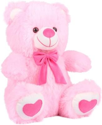 Ultra Angel Teddy Soft Toy   15 inch Pink Ultra Soft Toys