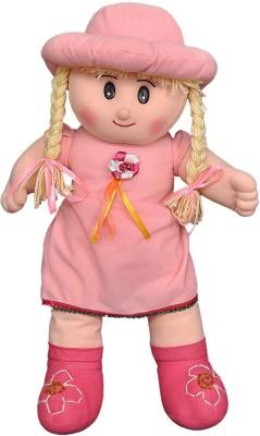 FunnyLand Pari Doll Pink 30cm Pink FunnyLand Dolls   Doll Houses