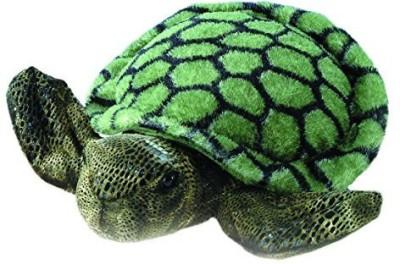 AURORA Plush Splish Splash Sea Turtle Mini Flopsie 8\ Green AURORA Soft Toys