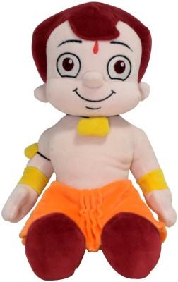 CHHOTA BHEEM Plush Toy – Sitting   30 cm Yellow, Orange CHHOTA BHEEM Soft Toys