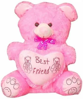 Ansh lovely   sweet beauty pink teddy   70 cm Pink Ansh Soft Toys