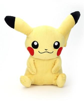 POKEMON Pikachu Plush   12 inch Yellow POKEMON Soft Toys