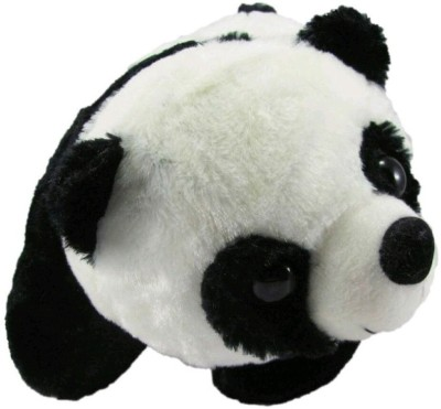PIST Soft Toys Gift Panda Black And White   26 cm Black And White PIST Soft Toys