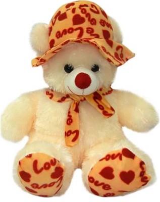 kashish trading company KTC Beige Love Teddy bear 70 cm   28 inch Beige kashish trading company Soft Toys
