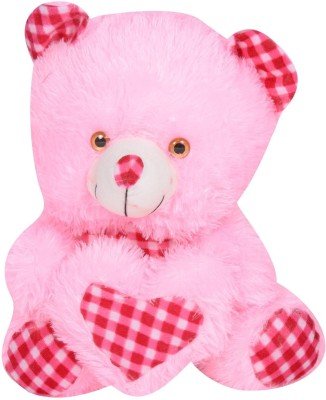 51fba0a87dc7 71% OFF on Giftwish Soft Stuff Cute Teddy Bear With I Love You Heart ...
