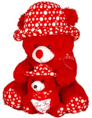 Ktkashish Toys Kashish Red Baby Teddy Bear   27 inch Red Ktkashish Toys Soft Toys