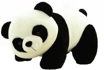 Vyavsaay Teddy Panda   35 cm Black, White Vyavsaay Soft Toys