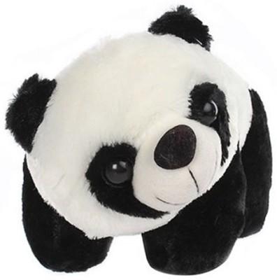 Swastikunj Cute Black and White Panda   15 cm Black and White Swastikunj Soft Toys