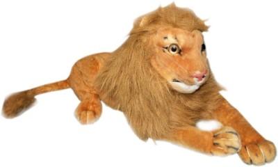 VRV Soft Wild Animal Lion Small toy   18 cm Brown VRV Soft Toys