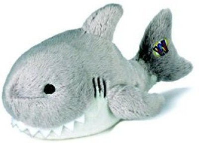 Webkinz Shark   35.43 inch Grey Webkinz Soft Toys