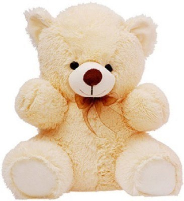Cuddles collections Lovely looking cute Beige teady Bear   50 cm Beige Cuddles collections Soft Toys