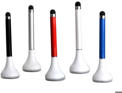 Jazam Plungee: 3 in 1 table top (Pen with stylus and cleaner) Stylus(Multicolor)