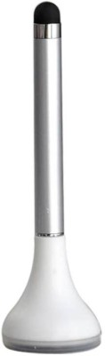 Jazam Plungee: 3 in 1 table top (Pen with stylus and cleaner) Stylus(Silver)