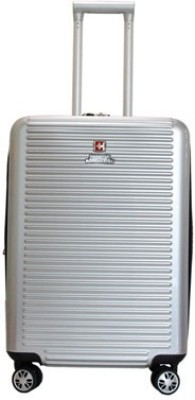 Swiss Military COMET SERIES POLYCARBONATE CABIN SIZE 20inch HARD TOP LUGGAGE Expandable Cabin Luggage   20 inch