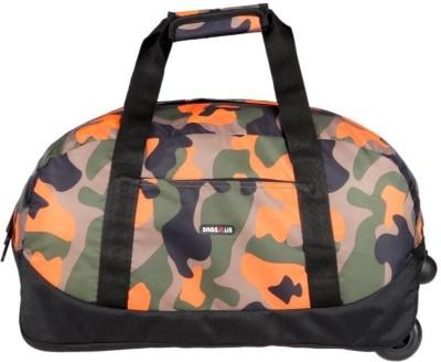 Bags R Us Amaze Camo Cabin Trolley Cabin Luggage   19 inch