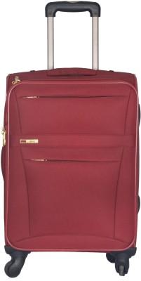 Genex Emerald Cabin Luggage   20 inch Maroon