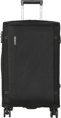 Swiss Eagle OXFORD3678BK-28 Expandable  Check-in Luggage - 28 inch(Black) at flipkart