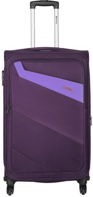 Safari Korrekt Expandable Check in Luggage   26 inch Safari Suitcases