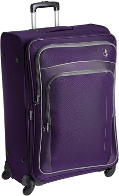 Skybags STGRAW Cabin Luggage - 19 inch(Purple) at flipkart