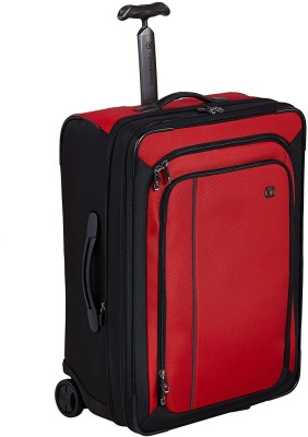 f18ed81b2b3 Victorinox WT Expandable Check-in Luggage - 24 inch(Multicolor) from  flipkart in