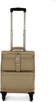 Mboss ONT_081_IVORY Cabin Luggage - 22 inch(Multicolor) at flipkart