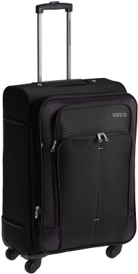 American Tourister Crete Expandable Check in Luggage   26 inch American Tourister Suitcases