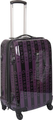 Giordano B GH 5002 Expandable Check in Luggage   23 inch