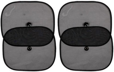 AdroitZ Side Window Sun Shade For Nissan Terrano  available at flipkart for Rs.135