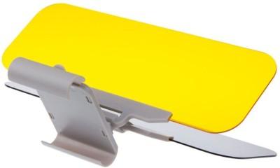 Speedwav Dashboard Sun Shade For Hyundai Grand i10(Yellow)