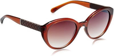 Gio Collection Cat-eye Sunglasses(Violet) at flipkart
