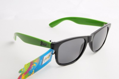 FIFA Wayfarer Sunglasses(Black) at flipkart