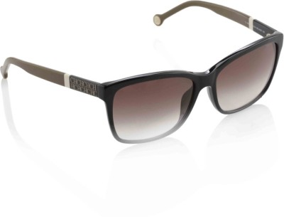 Carolina Herrera Sunglasses(Brown) at flipkart