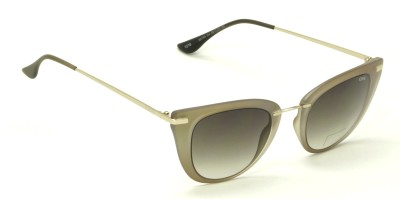 IDEE Cat-eye Sunglasses(Green)