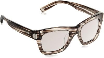 Bally Wayfarer Sunglasses(Grey) at flipkart