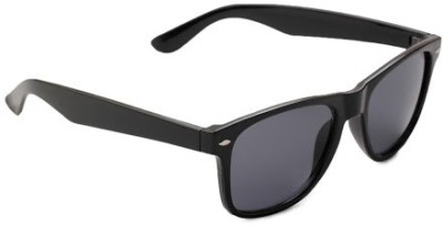Pede Milan Rectangular Sunglasses(Grey)