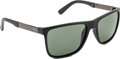 Farenheit Wayfarer Sunglasses(Green) at flipkart
