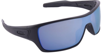 Oakley Round Sunglasses(Blue)