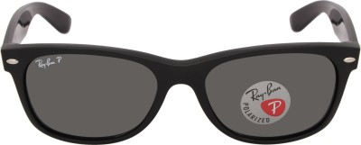 Ray-Ban Sunglasses(Black) at flipkart